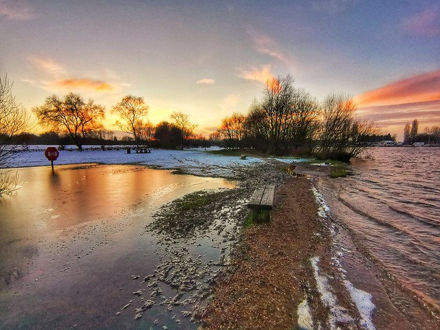 Chase Water, Cannock, England - Explore
