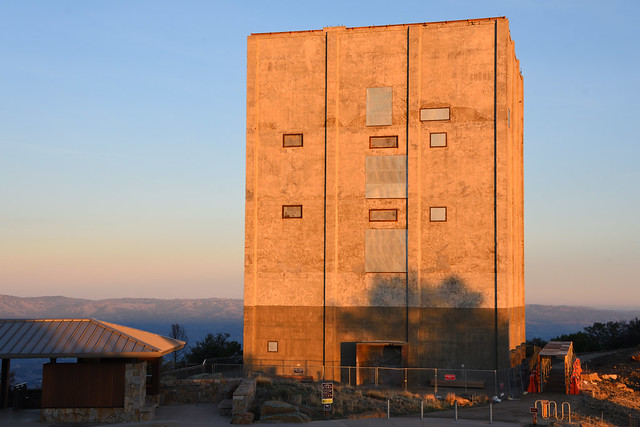 Radar Tower, View from West (2)