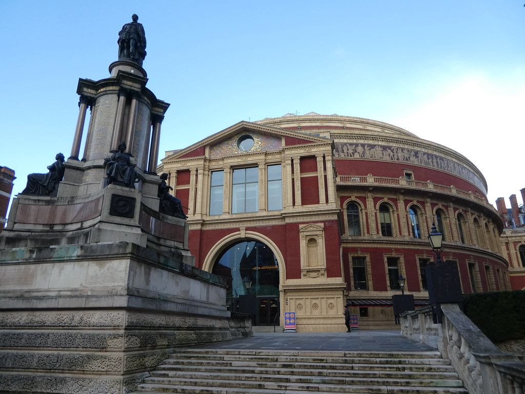 Royal Albert Hall, London