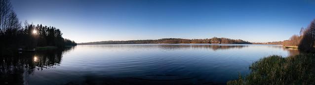 Lake - Pano