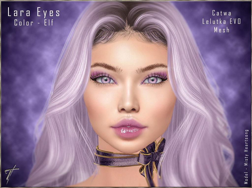 Tville – Lara Eyes – Elf