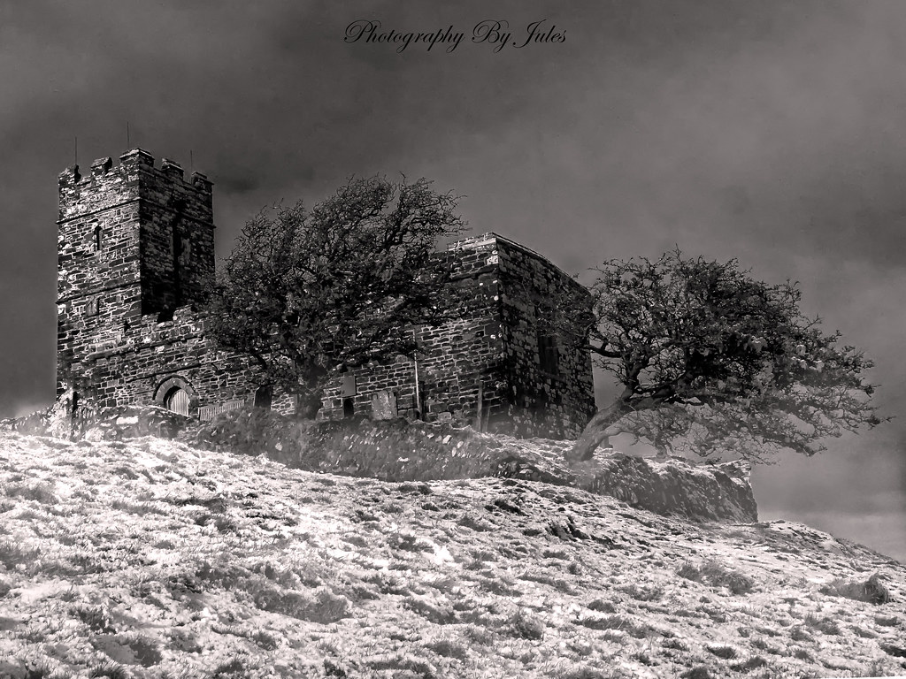 Brentor church Mono