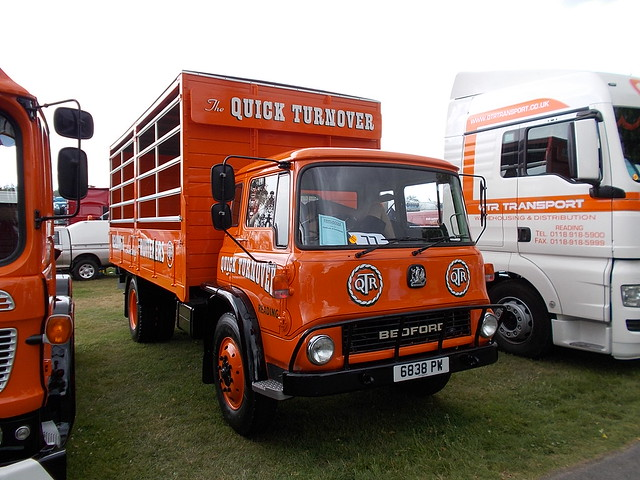 Bedford TK - The Quick Turnover