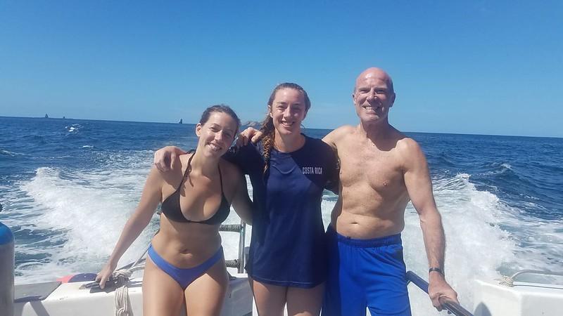 Costa Rica Diving w/ Tom