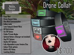 [LiLiMD] Drone Collar