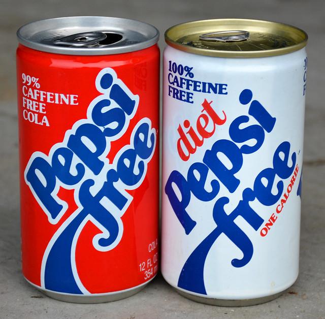Pepsi Free, 1982