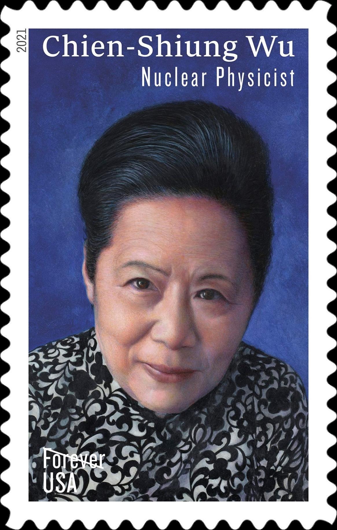 United States: Chien-Shiung Wu, 11 February 2021