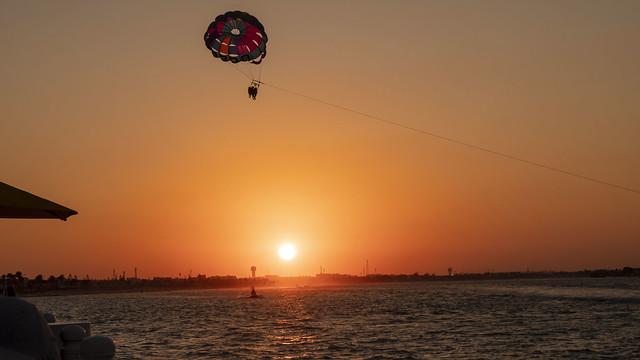 Marina's Golden Hour in Egypt's North Coast