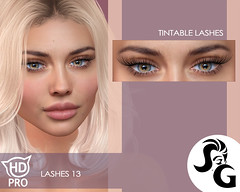 HDPRO Lashes 13