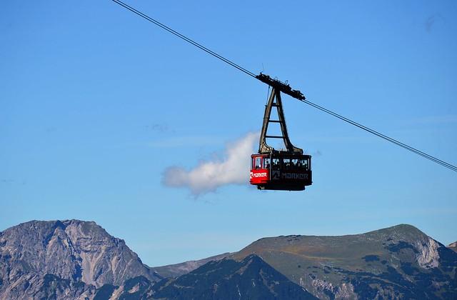 Garmisch-Partenkirchen - Alpspitzbahn