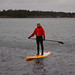 SUP paddling i Öregrund