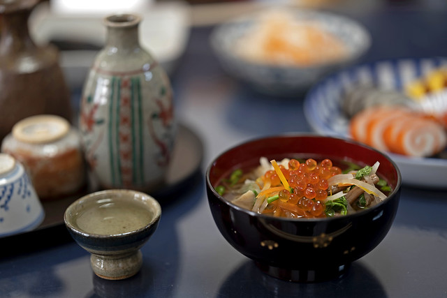 Special dishes for New Year ・御雑煮