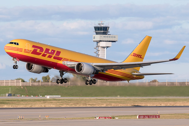 G-DHLG / DHL Air / Boeing 767-3JHF(ER)(WL)