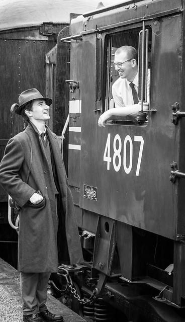 Talking Trains