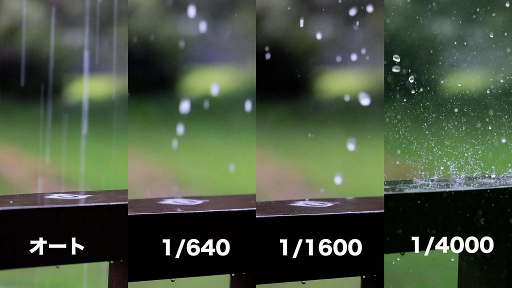 4K120Pを1/4000で撮る:EOS R5