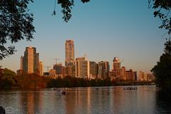 Downtown Austin Sunset