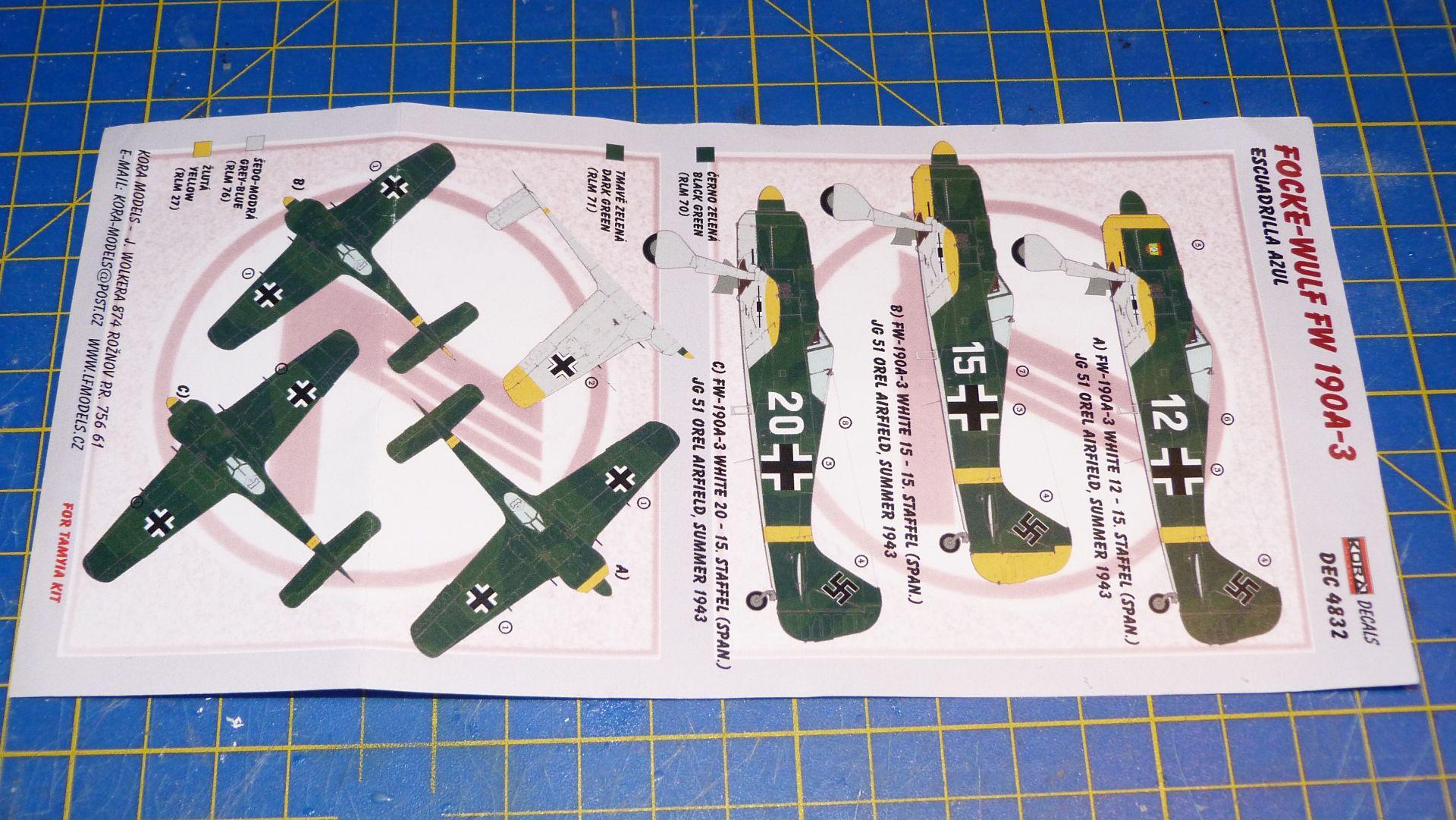 FW-190A-3 Escuadrilla Azul 50790046108_098a1e0ee1_o