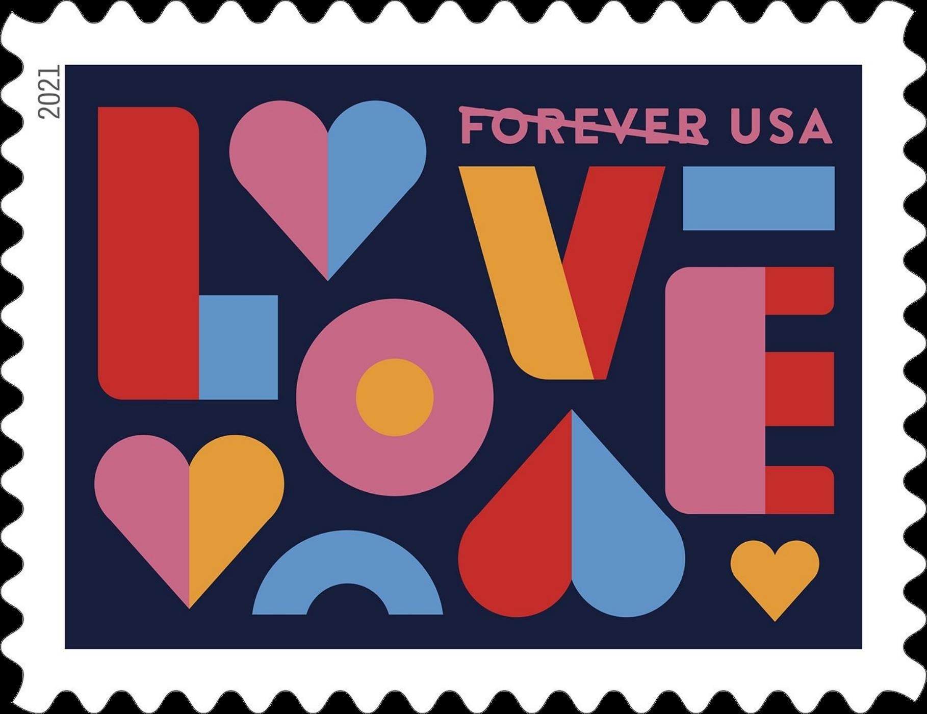 United States - Love, 14 January 2021
