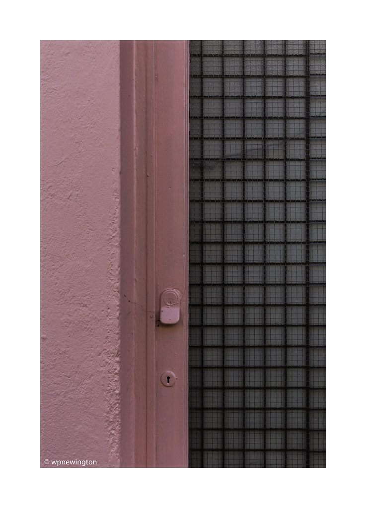 Pink Margate Mesh ©