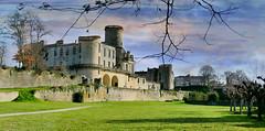 Duras (Lot-et-Garonne, Nouvelle Aquitaine, Fr) – Le château