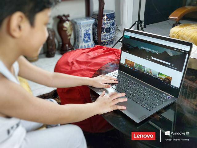 Lenovo Edvision