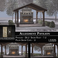 Allegheny Pavilion by Galland Homes