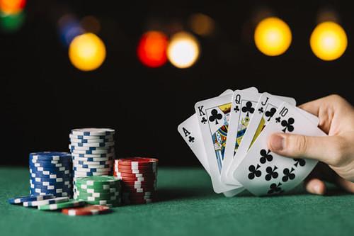Web Judi Online Poker Pelayanan Terbaik