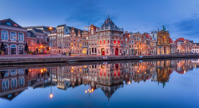 First images of the year 2021 😊 Haarlem 2 shot panorama