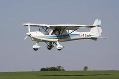 G-TSHO Ikarus Comco C-42 [1103-7141] Sywell 020918