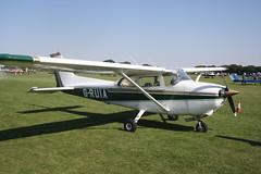 G-RUIA Reims-Cessna F.172N [1856] Sywell 020918