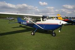 G-RKKT Reims-Cessna FR172G [0225] Sywell 310818
