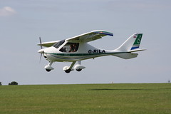 G-RILA Flight Design CTSW [06-08-11] Sywell 010918