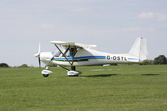 G-OSTL Ikarus Comco C-42 [0503-6661] Sywell 010918