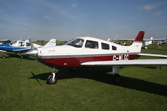 G-WLGC Piper PA-28-181 [2843484] Sywell 010918