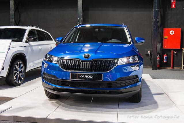 Škoda Karoq 1.5 TSI Ambition