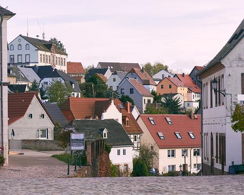 cityview houses wechselburg sachsen deutschland