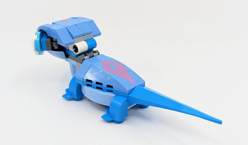 LEGO Bruni the Salamander