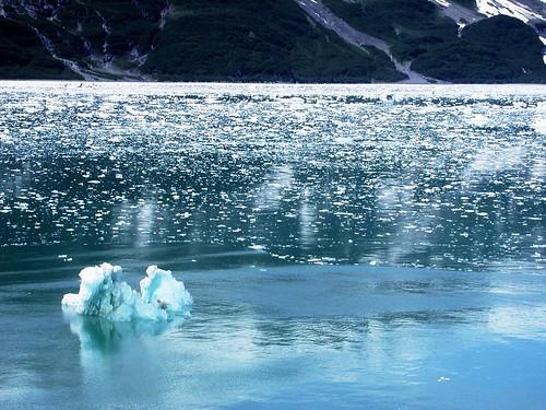 Hubbard Glacier Area - Alaska -  Explored