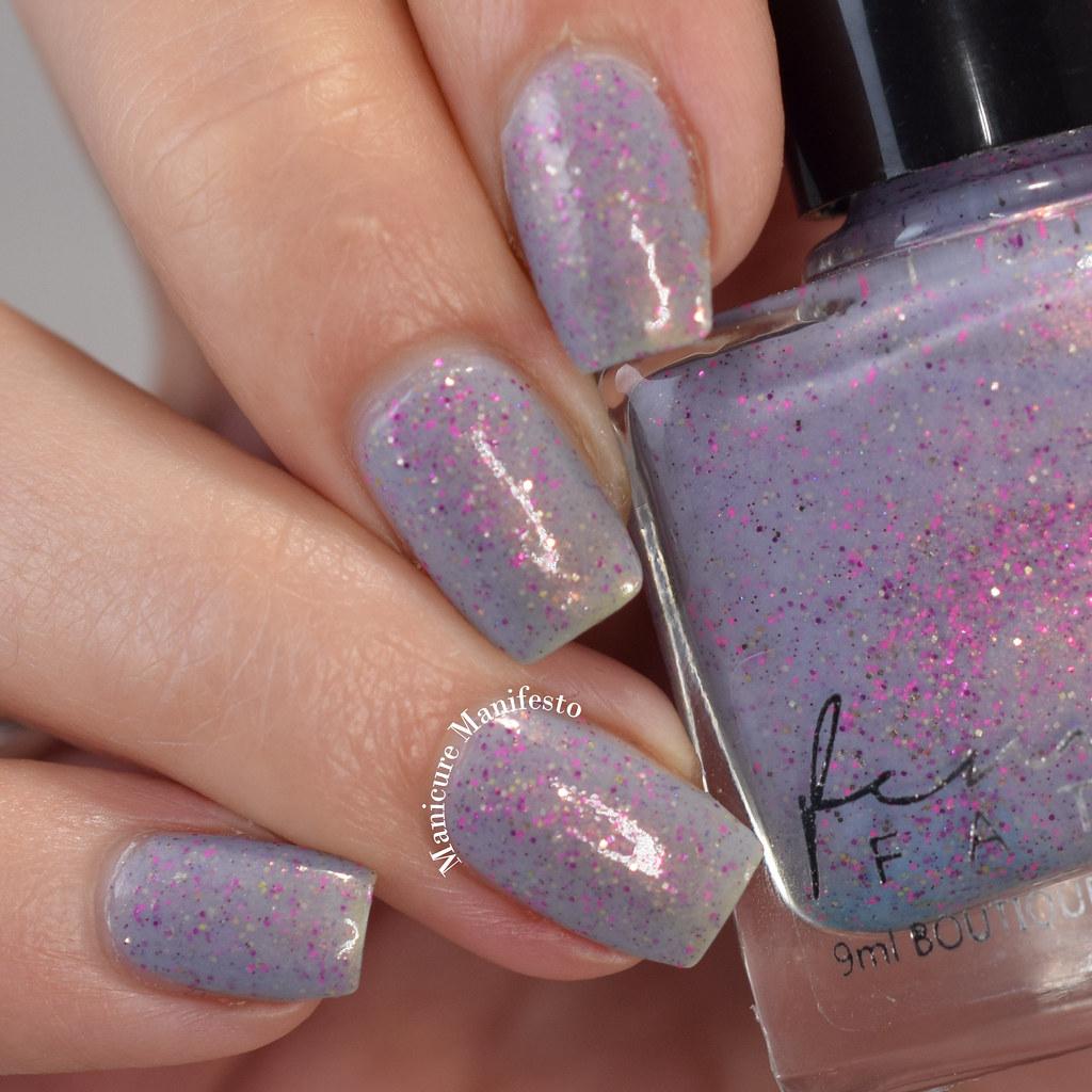 Femme Fatale The Purple Parlour