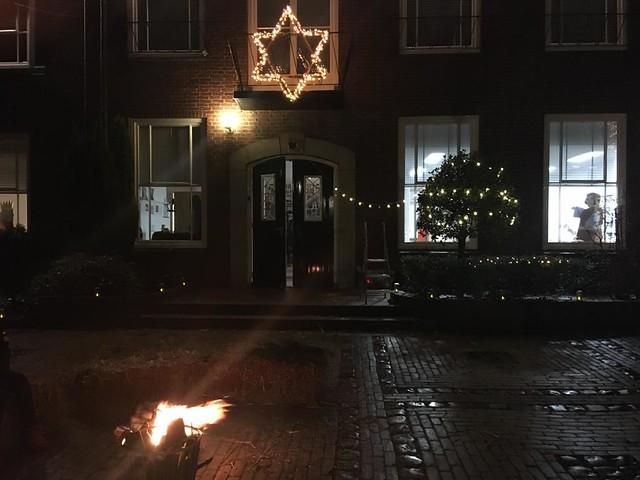 Kerststerrenspeurtocht december 2020