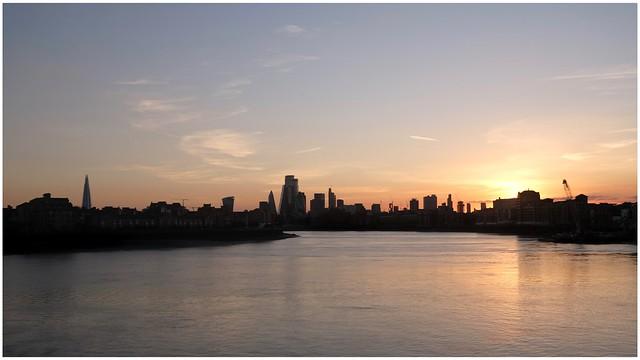 City Skyline …