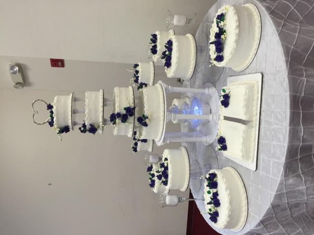 Cake by Samona Walker of Samonasweetevents
