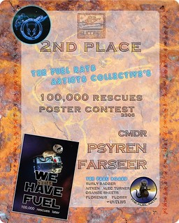 Certificates: Poster Contest