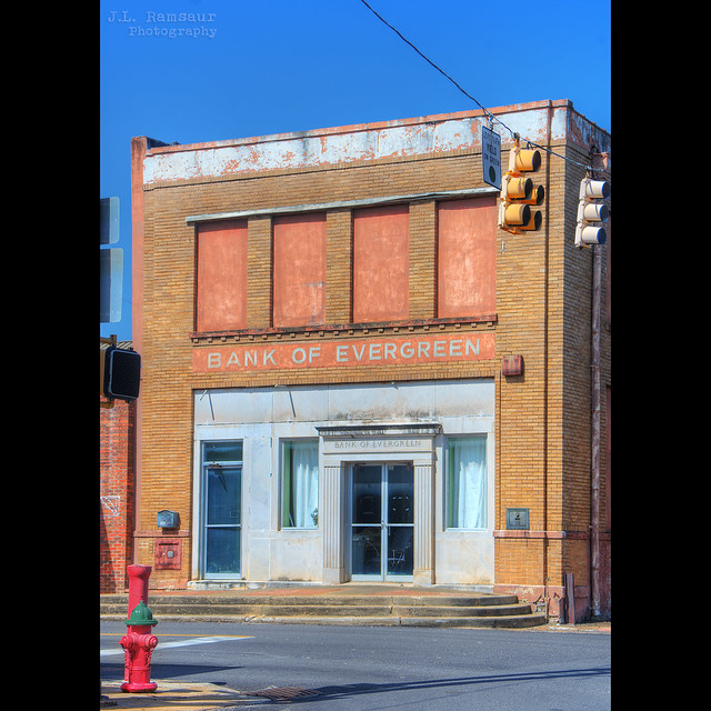 Bank of Evergreen - Evergreen, Alabama