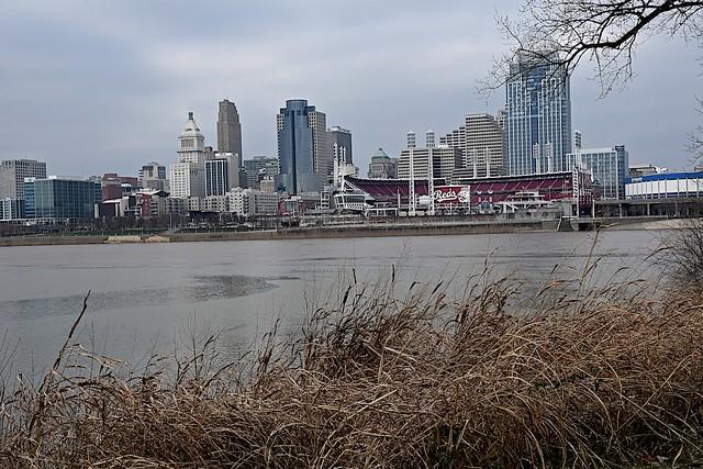 Ohio River at Cincinnati