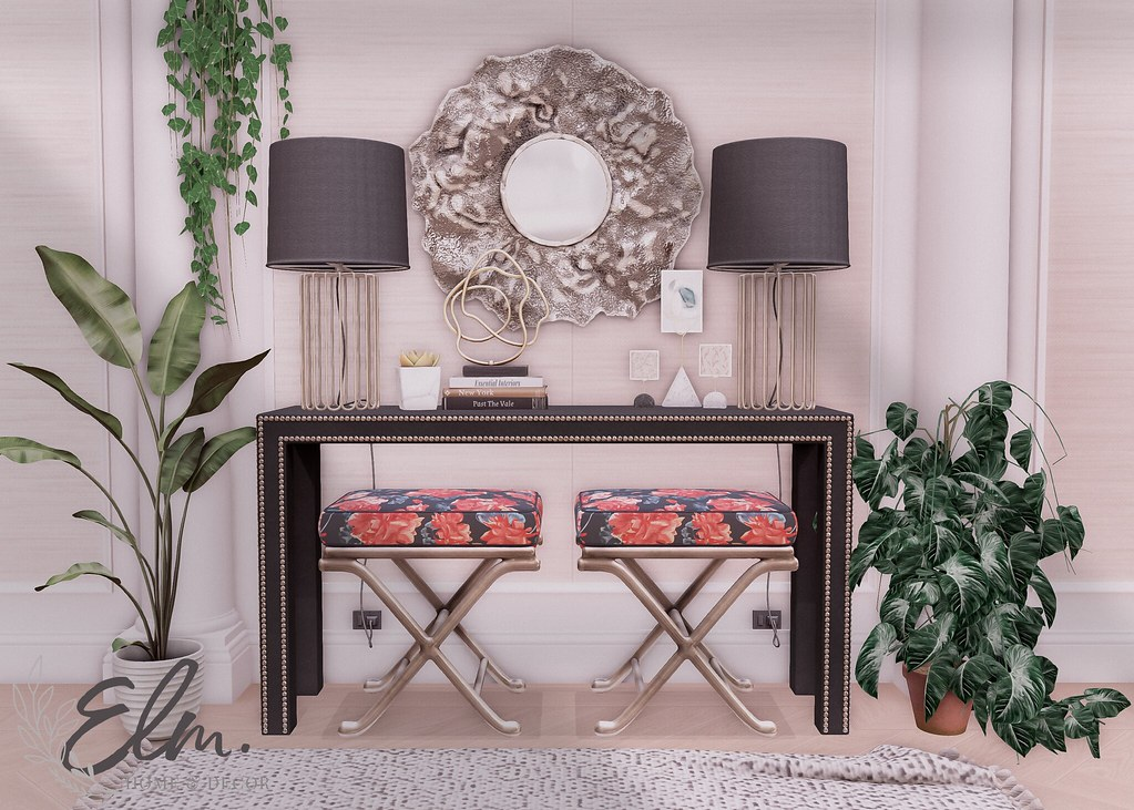 Elm. Emma Console Collection - FaMESHed