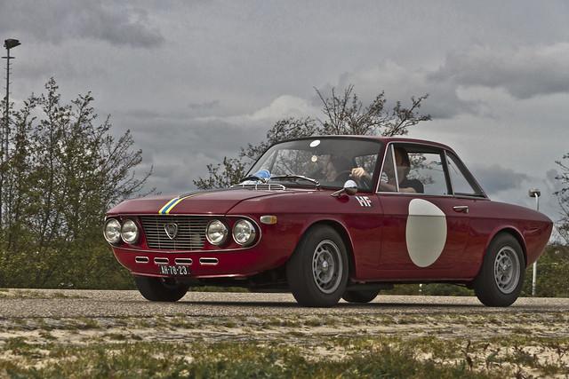 Lancia Fulvia HF 1966 (7387)