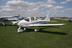 G-TECI Tecnam P2002-JF [127] Sywell 310818