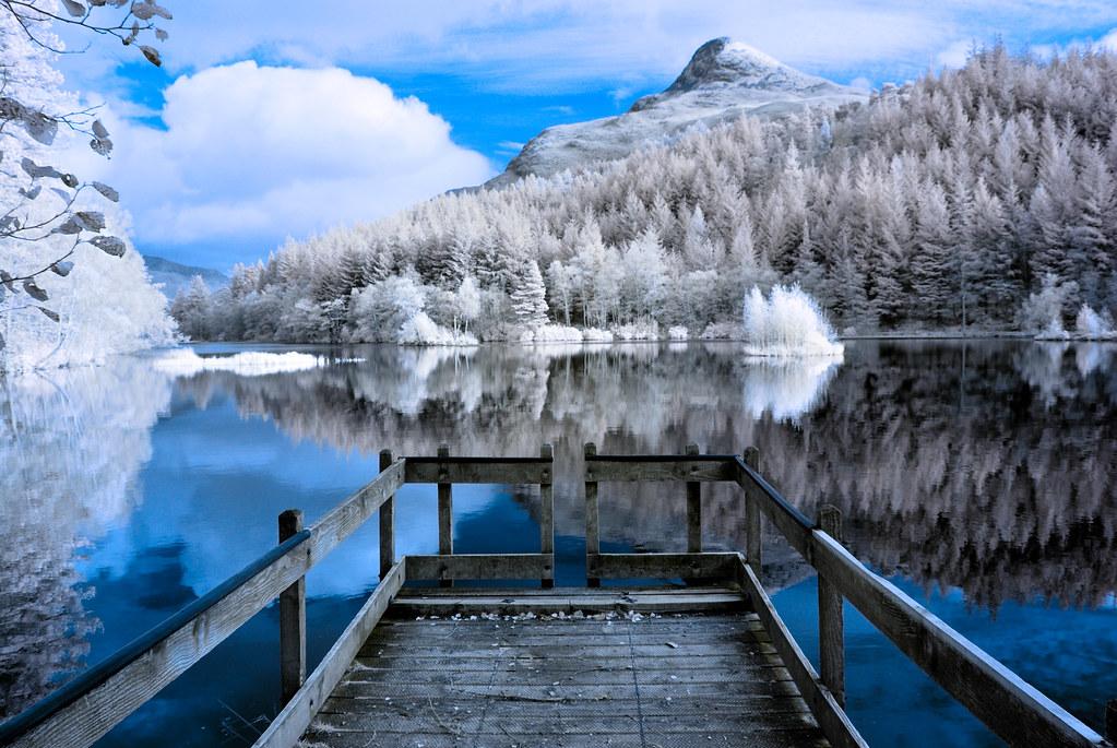 Winter in Glencoe