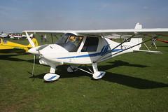 G-OTTS Ikarus Comco C-42 [1407-7346] Sywell 010918